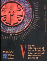 5th Mexican International Watercolour Biennial Catalogue