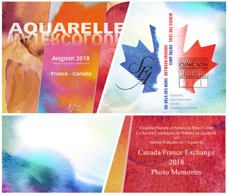 Canada-France Exchange 2018 Photo Memories CSPWC-SCPA and SFA