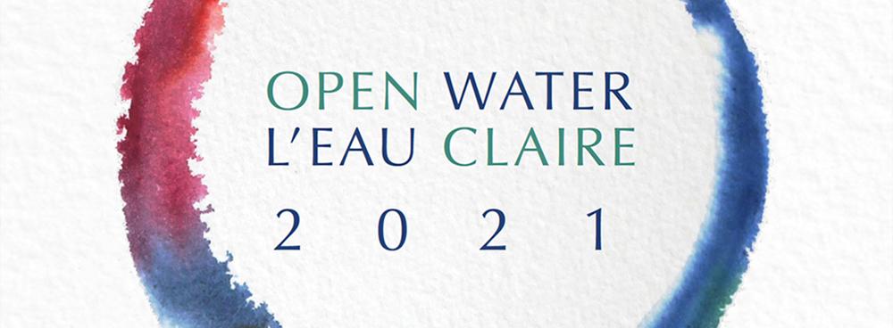 Open Water 2021 banner