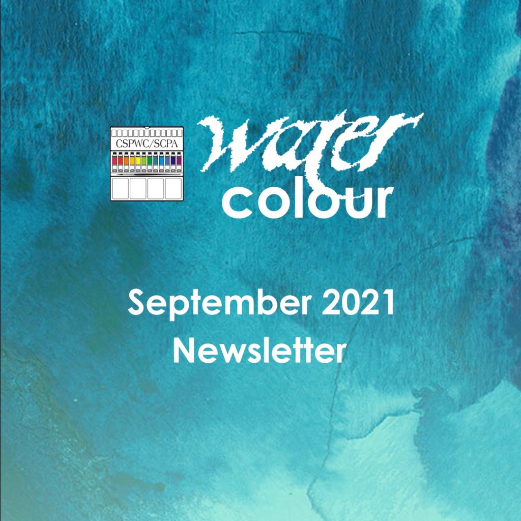 Newsletter 2021-09