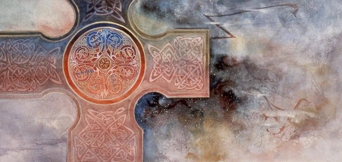 Cowling, Grace, 1994, Celtic Dream Series 10, 62x99