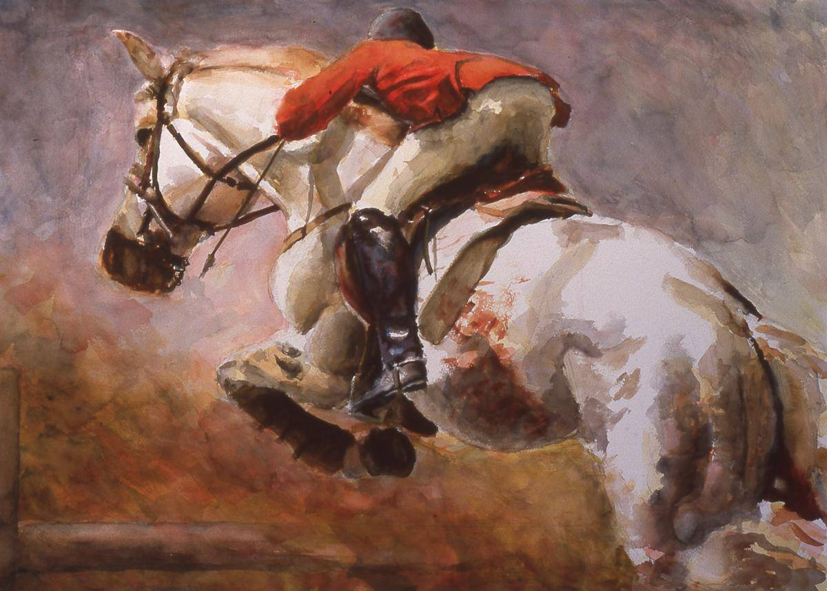 Duncan, Ted, 1997, Tamed Force, 73x92