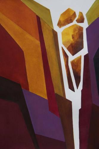 Bobson, Vera, 2013, Falling Water, 30x22