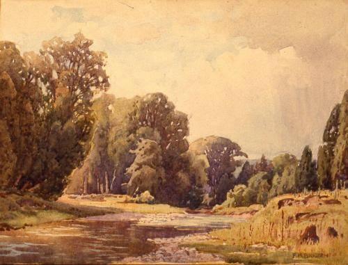 Brigden, F. H., 1925, Ontario Stream, 42x51