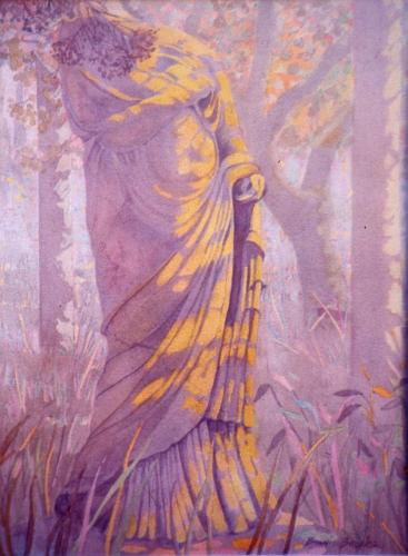 Brooks, Bonnie, 1999, Timeless (Ostia Antica), 48x36