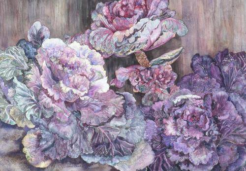 Chater, Susan, 1997, Colourful Coles, 57x76