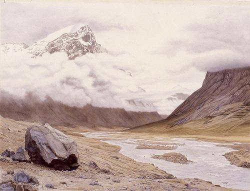Cleary, Michael H., 1977, Baffin Island, 71x90